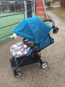 Reportage Baby Jogger City Mini Zip